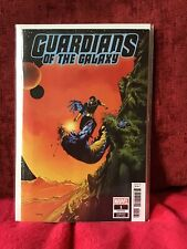 GUARDIANS OF THE GALAXY # 1 WRIGHTSON VARIANT EDITION MARVEL COMIC