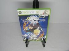 Tales Of Vesperia Microsoft Xbox 360 Game Complete Tested Working Jrpg Rpg