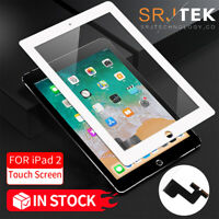 """9.7"""" Touch Screen For iPad 2 Digitizer iPad2 A1395 A1396 A1397 Glass Panel"""