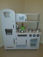 Kidkraft 53402 Vintage Play Kitchen White