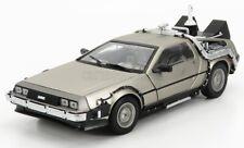 1/18 SUN-STAR - DE LOREAN - TIME MACHINE - BACK TO THE FUTURE 2 - RITORNO 027...