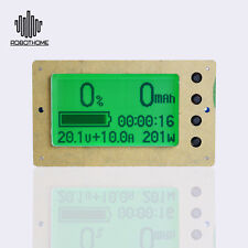 50A 8-50V TF03 Battery Capacity Indicator Coulometer Detector Voltmeter