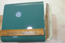 "Vintage.Green.6"" x 6"" Double Bullnose Glossy Ceramic Tile.by Mid-State Co"
