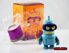 King Bender - Futurama Series 2 Kidrobot 3 inch Vinyl Figure Brand New in Box