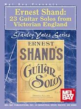 Mel Bay Ernest Shand-23 Guitar Solos from Victorian England