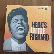 LITTLE RICHARD - HERE'S LITTLE RICHARD (1957) - LP REEDICIÓN SPECIALTY USA 2012