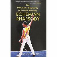 Lesley-Ann Jones Bohemian Rhapsody - The Definitive Biography of Freddie Me Book