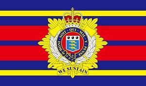5' x 3' Royal Logistics Corps Flag RLC British Army Regiment Armed Forces Banner