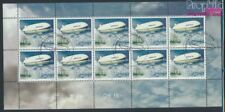 Suisse 1879 Feuille miniature oblitéré 2004 zeppelin (8437691