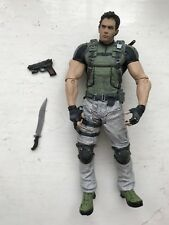 "NECA 7"" Resident Evil 5 série 1 Chris Redfield Figure horreur action"