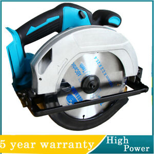 """For Makita Brushless Cordless Electric Circular Saw With 7"""" Wood Cutting Blade"""