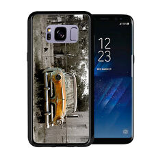 Old Rusty Car For Samsung Galaxy S8 2017 Case Cover by Atomic Market