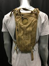 Military Issue USMC Coyote Brown Tactical 3L Hydation System Carrier USGI GC
