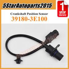 Crankshaft Position Sensor 39180-3E100 for Hyundai Santa Fe Kia Optima Rondo 2.7
