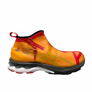 Size 8.5 - 2021 Asics Vivienne Westwood Gel Kayano 27 LTX Citrus 1201A115 800