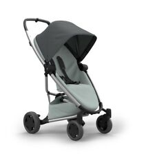 Quinny Zapp Flex Plus Stroller in Graphite & Grey