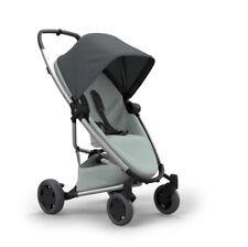 Quinny Zapp Flex Plus Stroller in Graphite & Grey