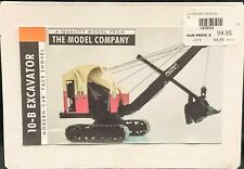 O Scale, The Model Company B-10 Excavator Kit