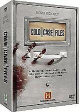 Cold Case Files (DVD, 2007, 8-Disc Set)