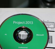 Microsoft Project Professional 2013 - BRAND NEW (32-bit and 64-bit)