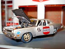 1969 PLYMOUTH ROAD RUNNER LIMITED EDITION 1/64 M2 1960'S MUSCLE 426 HEMI RACER