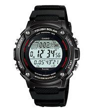 Casio W-S200H-1BVTough Solar Sport Running Lap Digital Watch