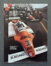G276-Advertising Pubblicità - 1982 - CERAMICHE RAGNO