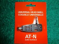 AUDIO-TECHNICA HEADSHELL AT-N. NEW OLD STOCK! NEW IN BOX! MADE IN JAPAN!!!