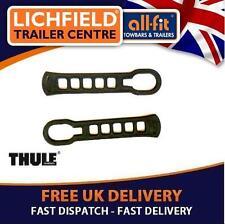 THULE 9502 9503 cuatro correas de Repuesto para Rideon portadora de ciclo 34140 Gancho de remolque montado