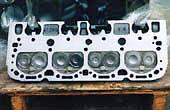 350 Chev Vortec head complete Mercruiser Volvo Penta OMC etc