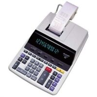 Sharp EL-2630PIII Printing Calculator