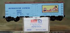 59550 Micro Trains N Scale 40' Ice Reefer Pepsi-Cola. 59505 Nib