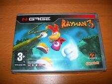 RAYMAN 3 (Neuf) - Console Telephone NGAGE N-GAGE NOKIA