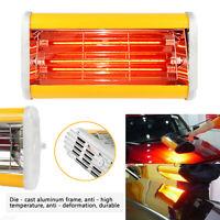 Auto Handlampe Infrarot Lacklampe Lackierung Aushärten Reparatur-Sets 1100W 220V