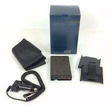 Escort Passport Radar Detector Case Cord Dash Mount Clip Box Tested Working
