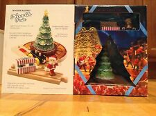 New Brio The Polar Express North Pole Wooden Train Light &Sound Christmas Tree