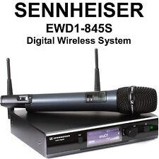 SENNHEISER EWD1-845S Digital Wireless 'The Voice' Handheld Mic