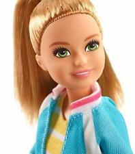 Barbie Core Travel Doll Stacie DreamHouse Adventures