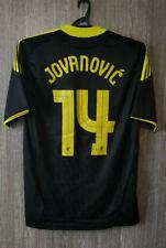Liverpool FC #14 Jovanovic 2010-11 Third Kit Football Shirt Soccer Jersey Size M