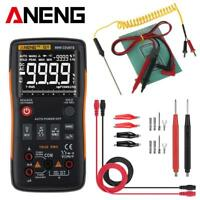 ANENG Q1 True-RMS Digital Multimeter 9999 Counts  AC/DC Voltage Current Tester