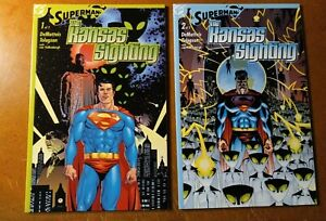 Superman: The Kansas Sighting, Issues 1 & 2, Complete Story, High Grade (2003)