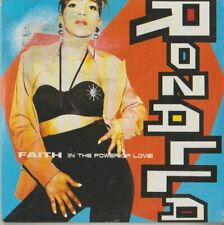 C.D.MUSIC  H947  ROZALLA  FAITH  IN THE POWER OF LOVE    SINGLE  6  TRACK