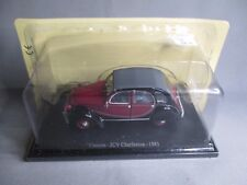 TA307 ATLAS PASSION CITROEN 2CV CHARLESTON 1981 1/43 NB