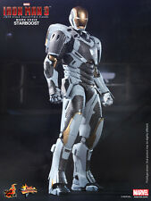 Hot Toys 1/6 Iron Man Mark39 Gemini Starboost MMS214 Collectible Action Figure