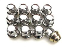 12 x Wheel Nuts Fit Austin / Rover Metro & Mini with Alloy Wheels Only (PE1193)