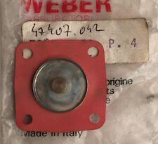 Membrane carbu. WEBER IBA ICE ICEV OF - Alfa-Romeo Fiat Lancia Seat Zastava