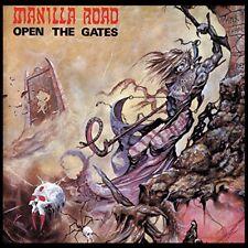 Manilla Road - Open The Gates (2015 Remaster - Ultimate Edition) [CD]
