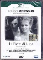 2 Dvd Sceneggiati Rai **LA PIETRA DI LUNA** completa nuovo 1972