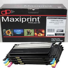Toner Compatibile per Samsung CLP 315 CLP 310 CLX 3170 nero ciano giallo magenta