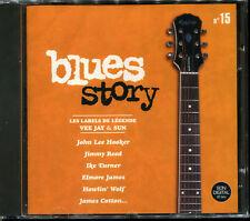 BLUES STORY - N°15 LES LABELS DE LEGENDE VEE JAY & SUN - CD COMPILATION NEUF